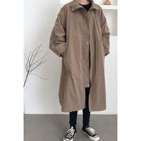 patting mods coat/2color