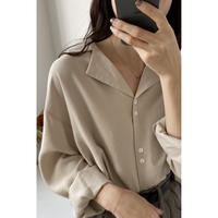 cute button shirts/3color
