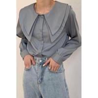 design collar shirt/2color[0021]