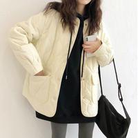 quilting short jacket
