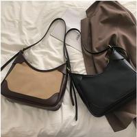 retro shoulder bag/4color