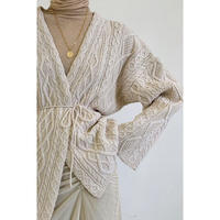 short knit cardigan