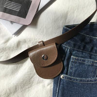 mini pochette  belt(ネコポス対象)