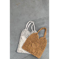 cotton crochet bag/2color[0086]