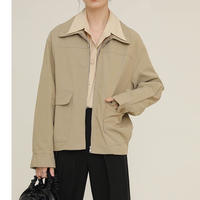 【先行予約】work jacket/2color(送料無料)