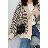 loose cardigan/2color