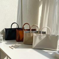 square basket bag/4color