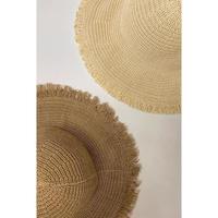 fringe summer hat/2color[0096]