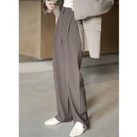 center press slacks/3color