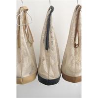 【@coro_3.9様セレクト】mesh net round bag/3color