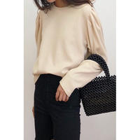 puff sleeve long-T/3color[0062]