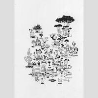 篠崎理一郎/ミニドローイング作品54