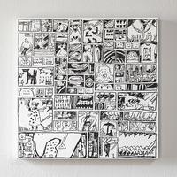 篠崎理一郎/ドローイング作品『日常』