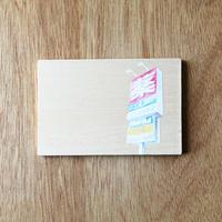 西尾雄太/ウッドブロック作品2