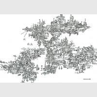 篠崎理一郎/ミニドローイング作品53