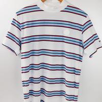 VIVAHEART(ビバハート) メンズ モックネック半袖シャツ