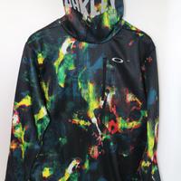 OAKLEY(オークリー)Skull Cosmic HI-Neck LS Shirts メンズウェア