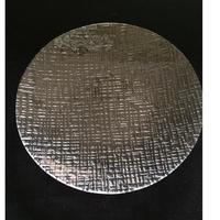 昭和型ガラス「ており」 皿 円形 小(Φ120mm)