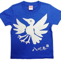 【八咫烏Tシャツ】熊野復興 こども八咫烏Tシャツ