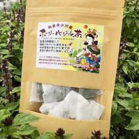 【ギフト用パッケージ】和泉市小川産 ホーリーバジル茶  40グラム (2g×20袋)