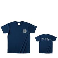 わら一本オーガニックTシャツ M/L