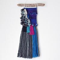 ASKweaving 糸で色を作る-水面-(M)