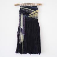 糸で色を作る-黒曜石-