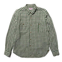 "JELADO ""BASIC COLLECTION"" Railroader Shirt (レイルローダーシャツ) グリーン [JP51104]"
