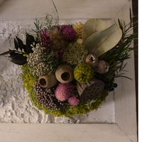 Petite Dried Flowers Cake | Forest No.006