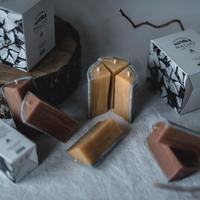 フプの森|ファイヤーウッドキャンドル|スプリングエフェメラル バンドル
