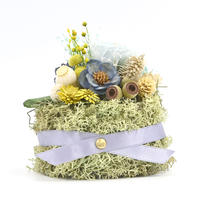 Petite Dried Flowers Cake | birth No.301
