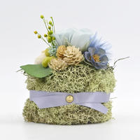 Petite Dried Flowers Cake | birth No.303