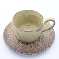 mego 牧野潤 カップ&ソーサー rustカップ&ソーサー