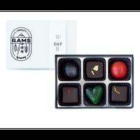 [限定] RAMS|ボンボンショコラ|旭川 DAY 6個入※