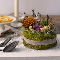 Petite Dried Flowers Cake | Forest No.004
