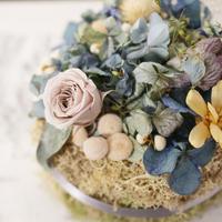 Petite Dried Flowers Cake | Seasons No.001