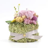 Petite Dried Flowers Cake | birth No.302
