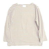 STILL BY HAND(スティルバイハンド)  バスクシャツ