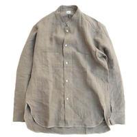 TATAMIZE(タタミゼ)  スタンドカラーシャツ