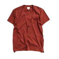 CURLY(カーリー)   CCR SS CN TEE   BRICK