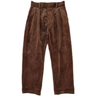 *A VONTADE(アボンタージ)   British Officer Trousers