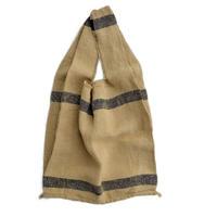 loomer(ルーマー)   Linen Canvas Bag   BORDER