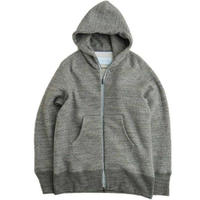 CURLY(カーリー)   RAFFY ZIP PARKA  CHARCOAL