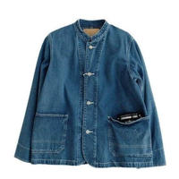 ORDINARY FITS(オーディナリーフィッツ)   DENIM COVERALL 1st used
