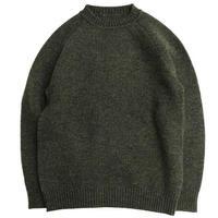 EELproducts(イールプロダクツ)   ノルディックセーター  OLIVE