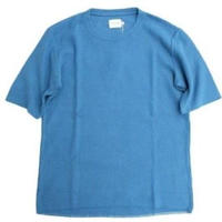 CURLY(カーリー)   BROMLEY HS TEE  BLUE