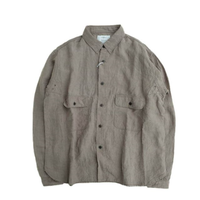 another20thcentury(アナザートゥエンティースセンチュリー)   Waltet's Corn-Venti Shirts  AshGray