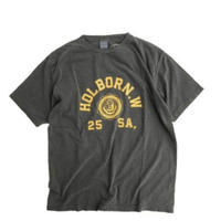 ORDINARY FITS(オーディナリーフィッツ)    PRINT-T   HOLBORN.W   BLACK