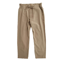 LAMOND(ラモンド)   FRENCH RELAX PANTS  SMOKY BEIGE