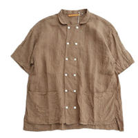 another20thcentury(アナザートゥエンティースセンチュリー)   Bio Koch SS shirts   fawn
